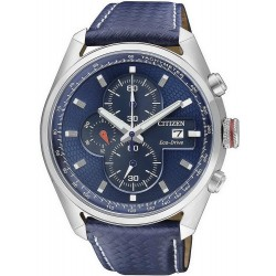 Men's Citizen Watch Chrono Eco-Drive CA0360-07L