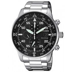 Buy Men's Citizen Watch Aviator Chrono Eco-Drive CA0690-88E