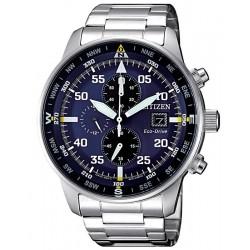 Buy Men's Citizen Watch Aviator Chrono Eco-Drive CA0690-88L
