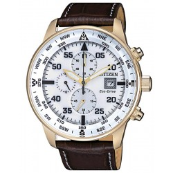 Buy Men's Citizen Watch Aviator Chrono Eco-Drive CA0693-12A