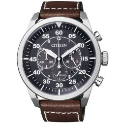Men's Citizen Watch Aviator Chrono Eco-Drive CA4210-16E