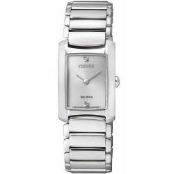 Buy Women's Citizen Watch Eco-Drive EG2970-53A Diamonds