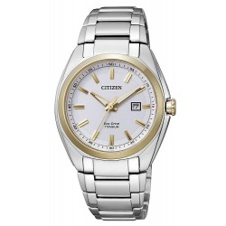 Women's Citizen Watch Super Titanium Eco-Drive EW2214-52A