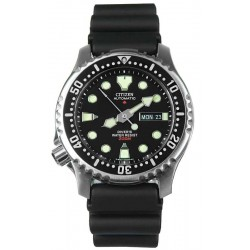 Men's Citizen Watch Promaster Diver's 200M Automatic NY0040-09E