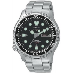 Men's Citizen Watch Promaster Diver's 200M Automatic NY0040-50E