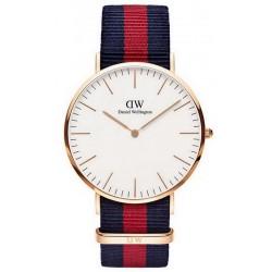 Buy Men's Daniel Wellington Watch Classic Oxford 40MM DW00100001
