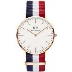 Buy Men's Daniel Wellington Watch Classic Cambridge 40MM DW00100003