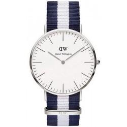 Buy Men's Daniel Wellington Watch Classic Glasgow 40MM DW00100018