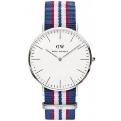 Buy Men's Daniel Wellington Watch Classic Belfast 40MM 0213DW