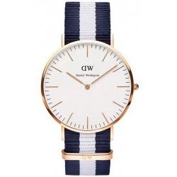 Buy Unisex Daniel Wellington Watch Classic Glasgow 36MM DW00100031