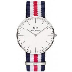 Buy Unisex Daniel Wellington Watch Classic Canterbury 36MM DW00100051