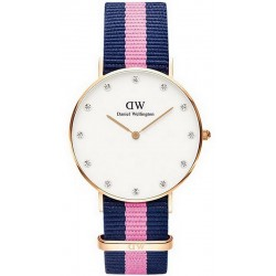 Buy Women's Daniel Wellington Watch Classic Winchester 34MM DW00100077