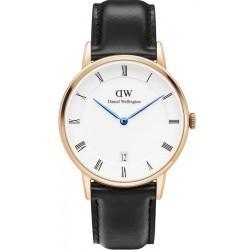 Buy Unisex Daniel Wellington Watch Dapper Sheffield 34MM DW00100092