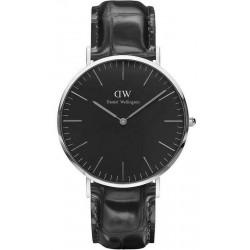 Buy Men's Daniel Wellington Watch Classic Black Reading 40MM DW00100135