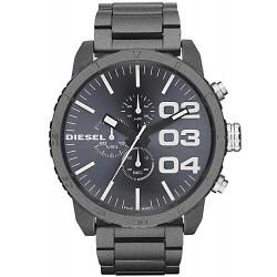 Buy Men's Diesel Watch Double Down 51 DZ4269 Chronograph