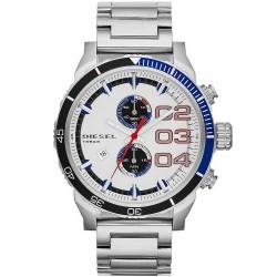 Buy Men's Diesel Watch Double Down 48 DZ4313 Chronograph