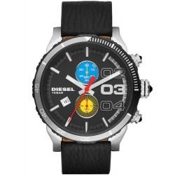 Buy Men's Diesel Watch Double Down 48 DZ4331 Chronograph