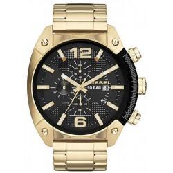 Men's Diesel Watch Overflow DZ4342 Chronograph