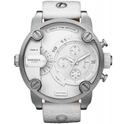Men's Diesel Watch Little Daddy DZ7265 Chronograph Dual Time