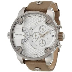 Buy Men's Diesel Watch Little Daddy DZ7272 Dual Time Chronograph