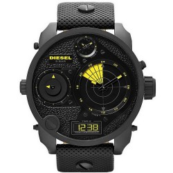 Men's Diesel Watch Mr. Daddy - RDR DZ7296 4 Time Zones
