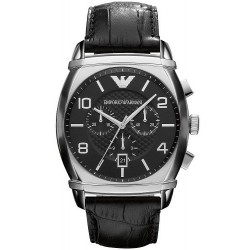 Buy Men's Emporio Armani Watch Carmelo AR0347 Chronograph