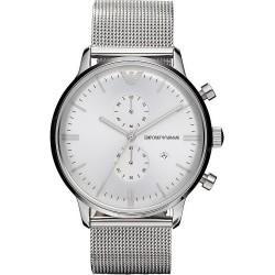 Buy Men's Emporio Armani Watch Gianni AR0390 Chronograph