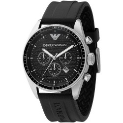 Buy Men's Emporio Armani Watch AR0527 Chronograph