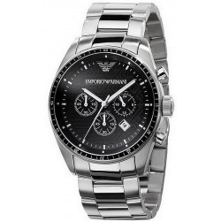 Buy Men's Emporio Armani Watch AR0585 Chronograph