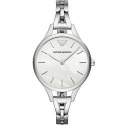 Buy Women's Emporio Armani Watch Aurora AR11054 Mother of Pearl