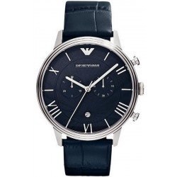 Buy Men's Emporio Armani Watch Dino AR1652 Chronograph