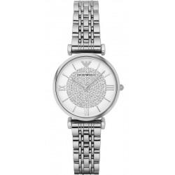 Buy Women's Emporio Armani Watch Gianni T-Bar AR1925