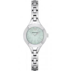 Buy Women's Emporio Armani Watch Chiara AR7416 Mother of Pearl