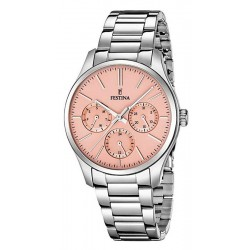 Buy Women's Festina Watch Boyfriend F16813/2 Quartz Multifunction