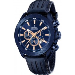 Men's Festina Watch Prestige F16898/1 Chronograph Quartz