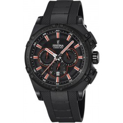 Buy Men's Festina Watch Chrono Bike F16971/4 Chronograph Quartz