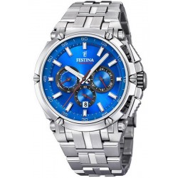 Buy Men's Festina Watch Chrono Bike F20327/2 Chronograph Quartz
