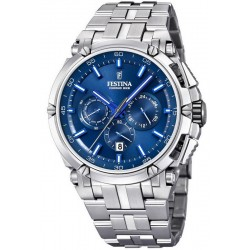 Buy Men's Festina Watch Chrono Bike F20327/3 Quartz Chronograph