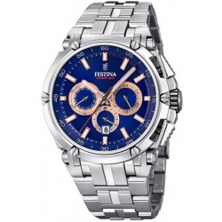 Buy Men's Festina Watch Chrono Bike F20327/4 Chronograph Quartz