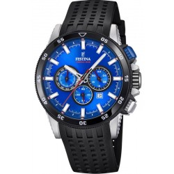 Buy Men's Festina Watch Chrono Bike F20353/2 Chronograph Quartz