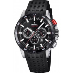 Buy Men's Festina Watch Chrono Bike F20353/4 Quartz Chronograph