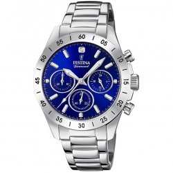 Buy Women's Festina Watch Boyfriend F20397/2 Quartz Chronograph