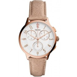Buy Women's Fossil Watch Abilene CH3016 Quartz Chronograph