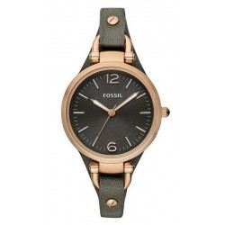 Buy Women's Fossil Watch Georgia ES3077 Quartz
