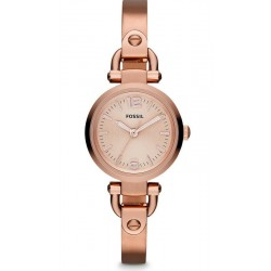 Buy Women's Fossil Watch Georgia Mini ES3268 Quartz