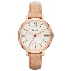 Buy Women's Fossil Watch Jacqueline ES3487 Quartz