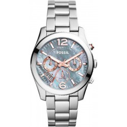 Women's Fossil Watch Perfect Boyfriend ES3880 Quartz Multifunction