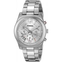 Buy Women's Fossil Watch Perfect Boyfriend ES3883 Multifunction Quartz