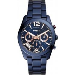 Buy Women's Fossil Watch Perfect Boyfriend ES4093 Multifunction Quartz