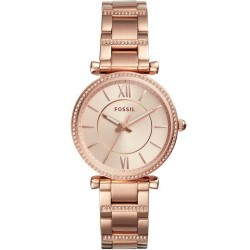 Buy Women's Fossil Watch Carlie ES4301 Quartz